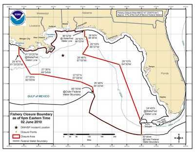 Anna Maria Islander: Feds expand closed fishing area
