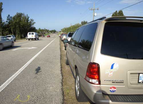 Anna Maria Islander: 'No parking' signs may go up by Perico bridge