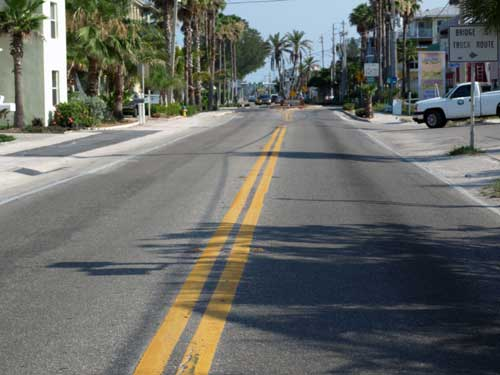 Anna Maria Islander: DOT details Gulf Drive project